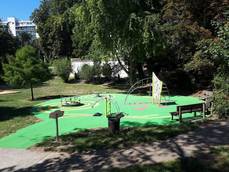 Bagnolet - Parc Josette et Maurice Audin